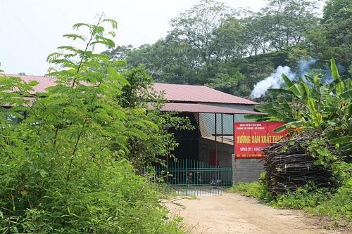 Yên Bái: Tạm dừng hoạt động cơ sở sản xuất than sinh học gây ô nhiễm môi trường