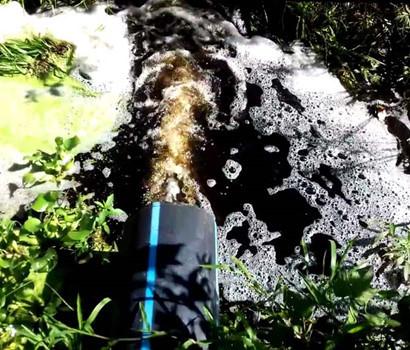 Kiến nghị đầu tư nhà máy xử lý nước thải rạch suối Nhum