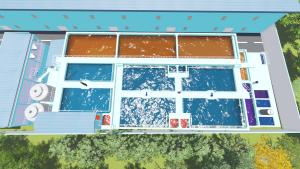 """Lễ khởi công Công trình: """"Trạm xử lý nước thải dệt nhuộm Công ty TNHH Chyang Sheng Việt Nam"""", công suất Q = 3.500 m3/ngđ."""