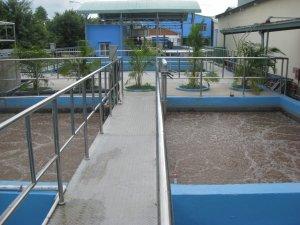Nghiệm thu, bàn giao công trình đưa vào sử dụng Trạm xử lý nước thải Công ty Cổ phần Thủy sản Vinh Quang