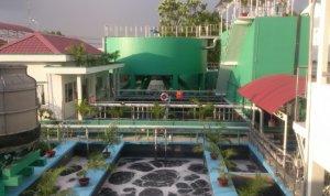 Nghiệm thu, bàn giao công trình đưa vào sử dụng Trạm xử lý nước thải dệt nhuộm Cty TNHH Chyang Sheng VN (Giai đoạn 5)