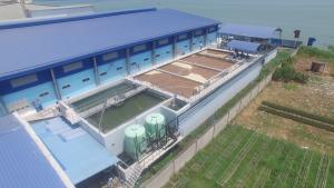 Nghiệm thu, bàn giao đưa vào sử dụng công trình Trạm xử lý nước thải Công ty TNHH Hùng Vương Sa Đéc