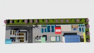 Ký kết hợp đồng Trạm xử lý nước thải dệt nhuộm Công ty TNHH Chunsin Precision Vina và Công ty TNHH Sunjin Vina
