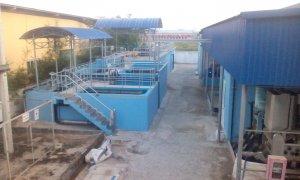 Nghiệm thu, bàn giao đưa vào sử dụng công trình xử lý nước thải tại Công ty TNHH Sunjin Vina
