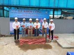 Lễ khởi công công trình: Trạm Xử Lý Nước Thải Công Ty Cổ Phần Việt Nam Food