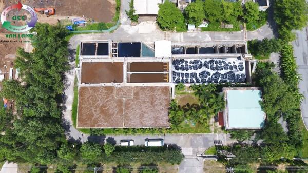 Nghiệm thu, bàn giao đưa vào sử dụng công trình Cải tạo trạm xử lý nước KCN Hiệp Phước