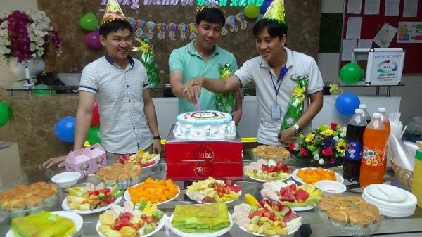 Sinh nhật các thành viên trong Đại gia đình VĂN LANG