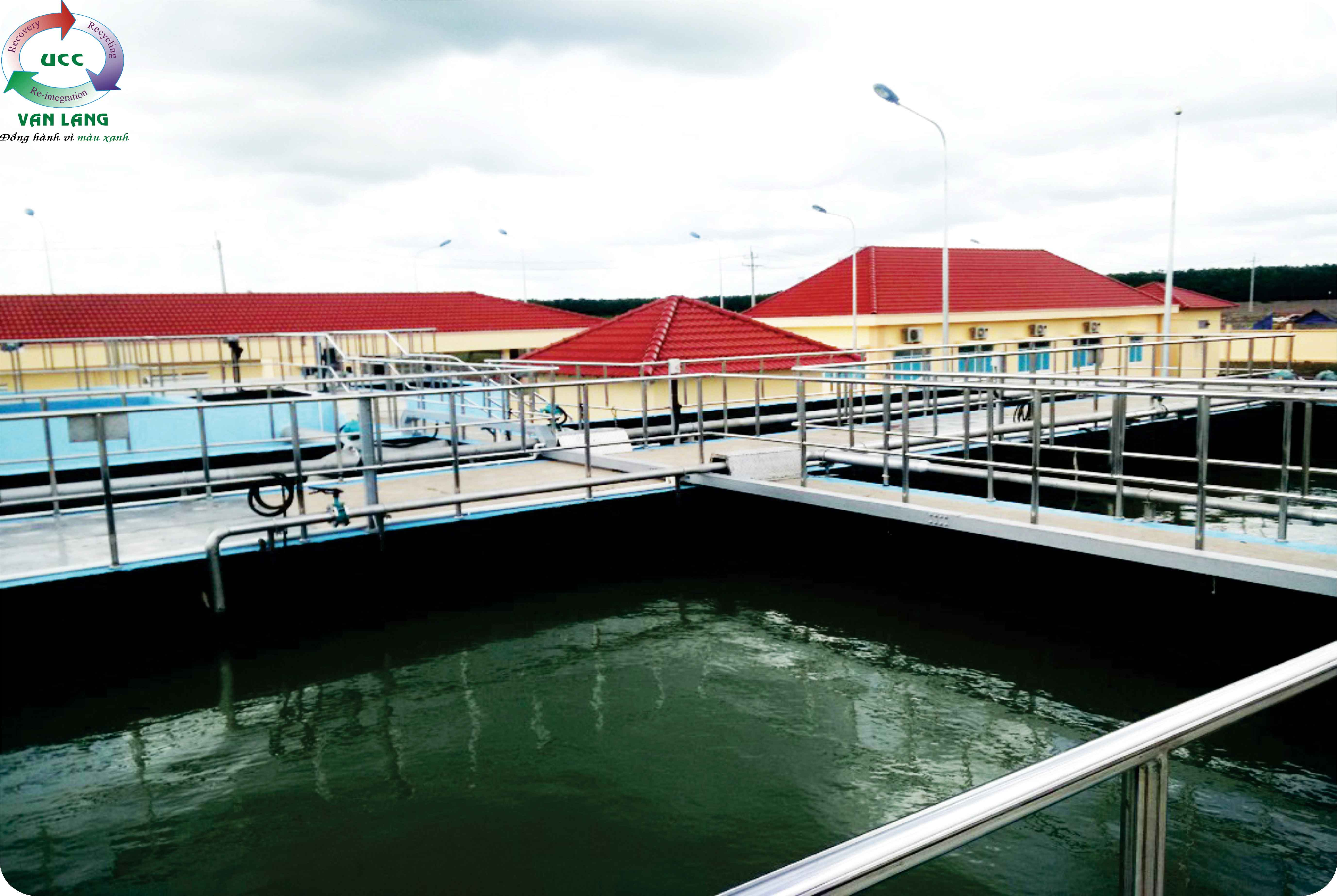 THE WASTEWATER TREATMENT PLANT OF NAM DONG PHU INDUSTRIAL ZONE (STAGE 1)