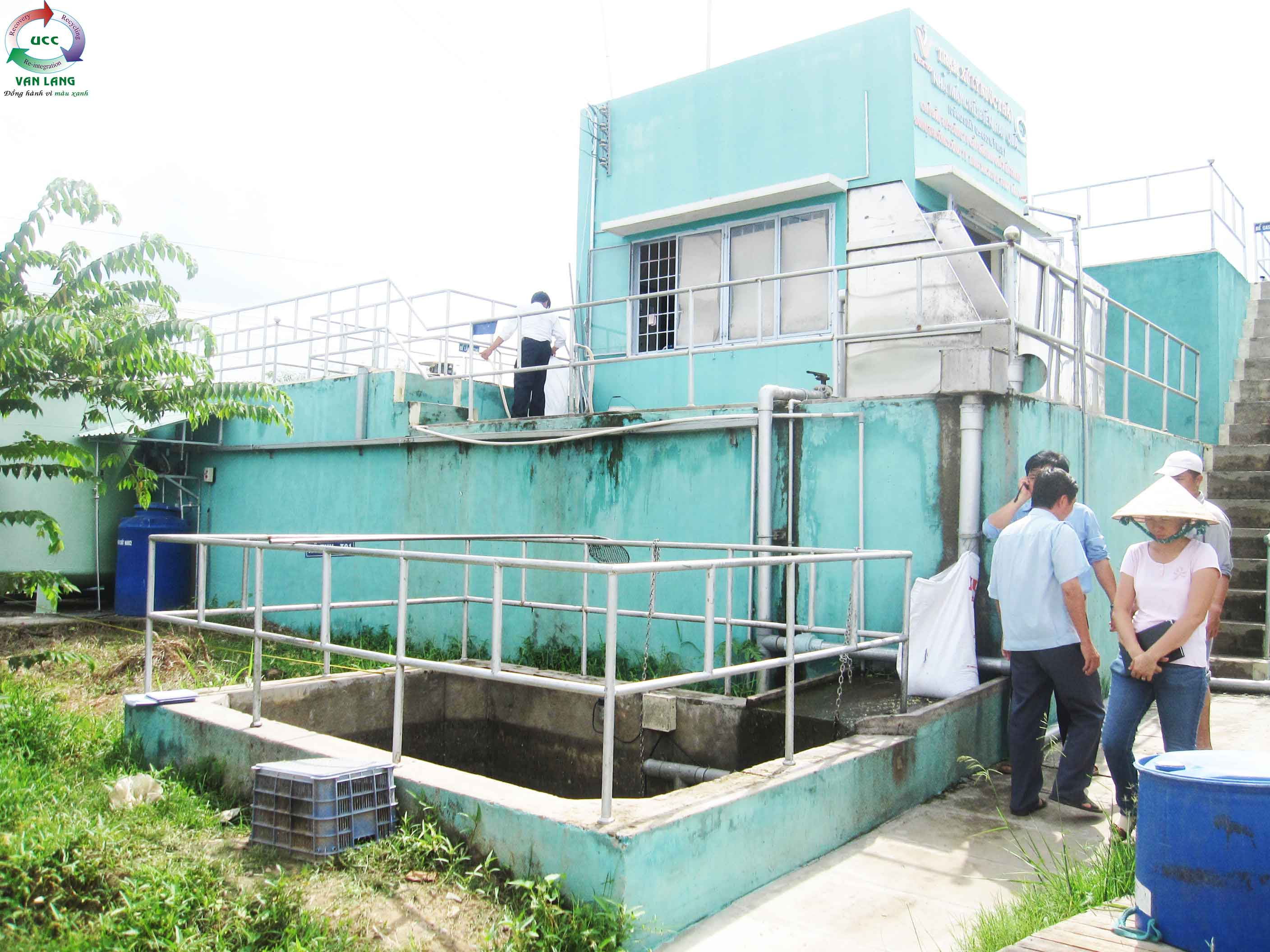 THE WASTEWATER TREATMENT PLANT OF SEAFOOD PROCESSING AND PRESERVATION FACTORY