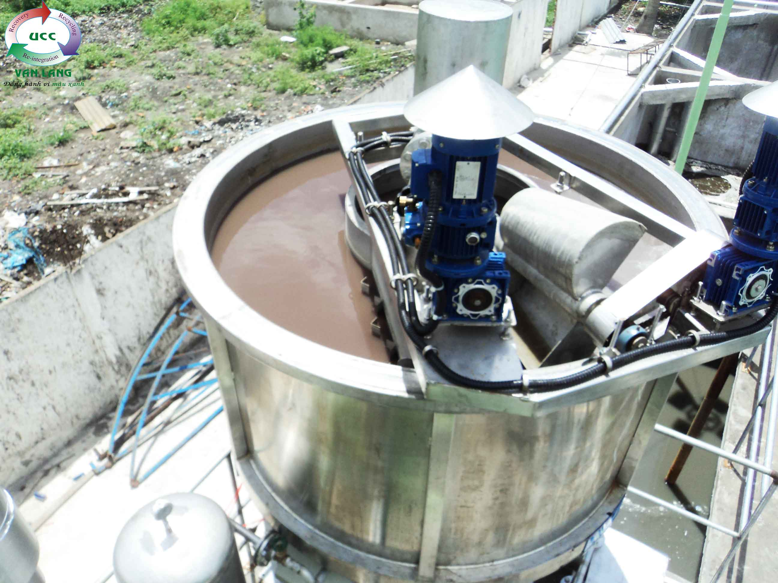 FISHMEAL WASTEWATER TREATMENT PLANT OF TRI HUNG PRODUCING TRADING IM – EXPORT CO., LTD
