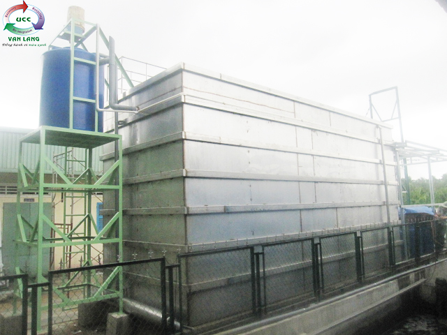 FISHMEAL WASTEWATER TREATMENT PLANT OF MINH TAM CO., LTD