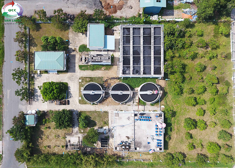 WASTEWATER TREATMENT PLANT OF BINH DIEN COMMERCIAL ZONE