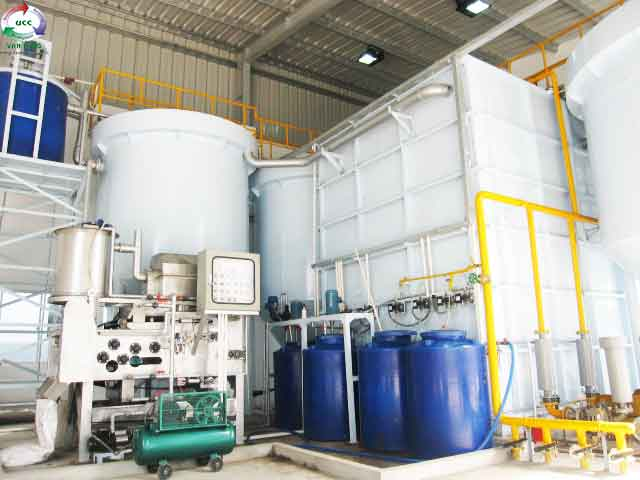 BIEN HOA PAPER CARTON WORKSHOP WASTEWATER TREATMENT PLANT