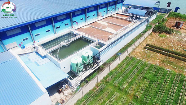 THE SEAFOOD WASTEWATER TREATMENT PLANT CAPACITY
