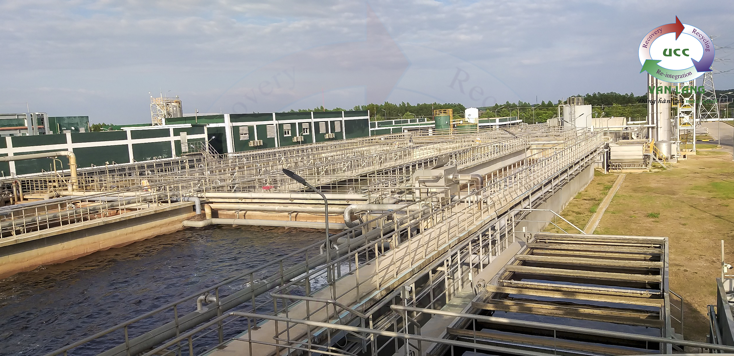 WASTEWATER TREATMENT PLANT OF FAR EASTERN CO., LTD