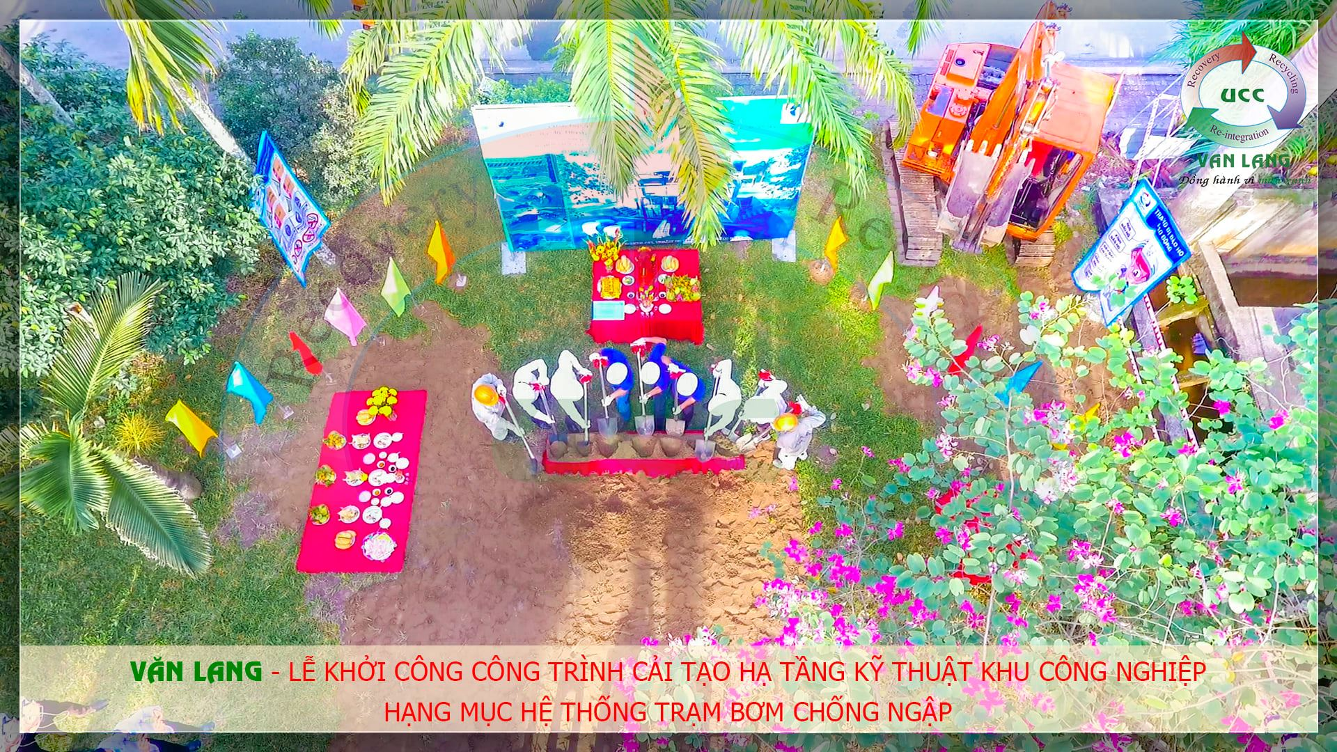 HỆ THỐNG TRẠM BƠM CHỐNG NGẬP CHO KCN THÁI HÒA