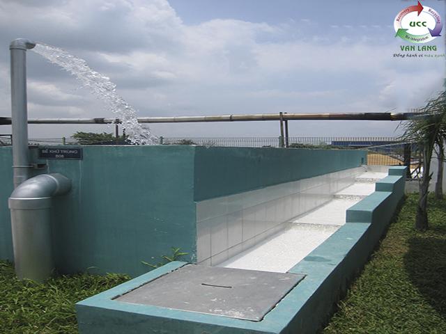 Trạm XLNT Nhà Máy Chế Biến Thủy Sản Đồng Tâm